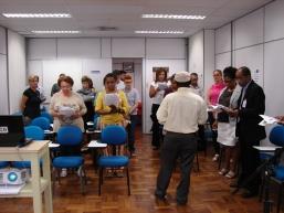 Evento reuniu servidores da Susepe para tratar da questão racial